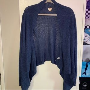 Open Knit Mossimo Cardigan